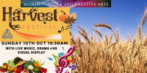 Harvest Festival @ Ilkeston Methodist Church